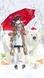 Rating: Safe Score: 38 Tags: dress pantyhose tsurushima_tatsumi umbrella User: nphuongsun93