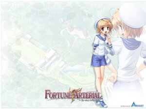 Rating: Safe Score: 11 Tags: bekkankou fortune_arterial wallpaper yuuki_kanade User: admin2