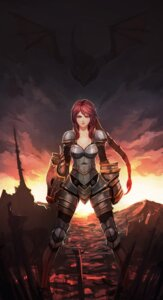Rating: Safe Score: 34 Tags: armor bryanth league_of_legends shyvana User: Radioactive