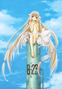 Rating: Safe Score: 9 Tags: chii chobits clamp User: Aurelia