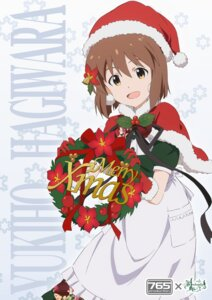 Rating: Safe Score: 13 Tags: christmas hagiwara_yukiho taku the_idolm@ster User: animeprincess