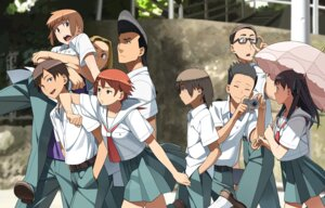 Rating: Safe Score: 9 Tags: go_robots seifuku User: fireattack