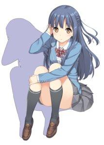 Rating: Questionable Score: 77 Tags: arifureta_shokugyou_de_sekai_saikyou seifuku shirasaki_kaori takayaki User: kiyoe