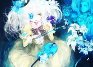 Rating: Safe Score: 45 Tags: dress eyepatch juexing komeiji_koishi touhou User: Radioactive