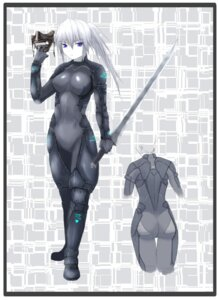Rating: Safe Score: 19 Tags: bodysuit genderswap metal_gear metal_gear_solid metal_gear_solid_2 metal_gear_solid_4 raiden User: jr0904