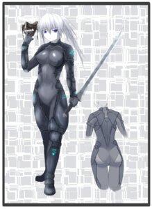 Rating: Safe Score: 19 Tags: bodysuit genderswap metal_gear metal_gear_solid metal_gear_solid_2 metal_gear_solid_4 raiden User: jr0904