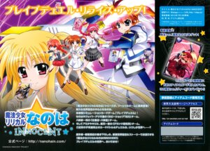 Rating: Safe Score: 1 Tags: fate_testarossa mahou_shoujo_lyrical_nanoha takamachi_nanoha vita User: Hatsukoi