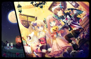 Rating: Safe Score: 11 Tags: animal_ears halloween pixiv_fantasia pixiv_fantasia_3 yamadori_yoshitomo User: Manabi