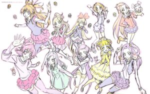 Rating: Questionable Score: 10 Tags: ai-chan_(precure) aida_mana daby_(precure) dokidoki!_precure dress hishikawa_rikka houjou_hibiki hummy kenzaki_makoto kurokawa_ellen madoka_aguri megane minamino_kanade neko pretty_cure rakeru_(precure) rance_(precure) regina_(dokidoki!_precure) sharuru_(precure) shirabe_ako sketch suite_pretty_cure takahashi_akira thighhighs User: drop