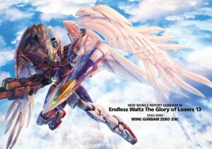 Rating: Questionable Score: 16 Tags: gundam gundam_wing mecha weapon wing_gundam_zero wings User: koo35