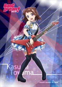 Rating: Safe Score: 15 Tags: bang_dream! guitar heels thighhighs toyama_kasumi User: saemonnokami