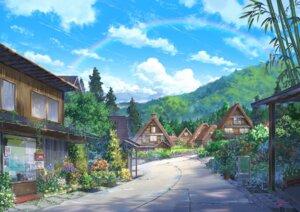 Rating: Safe Score: 42 Tags: landscape niko_p User: RyuZU