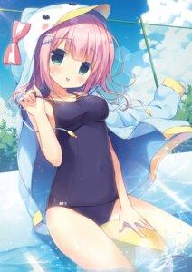 Rating: Safe Score: 28 Tags: canvas+garden erect_nipples miyasaka_nako school_swimsuit swimsuits wet User: lightsnow