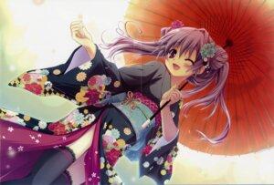 Rating: Safe Score: 29 Tags: crease izumi_tsubasu kimono thighhighs User: Share