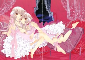 Rating: Safe Score: 8 Tags: chii chobits clamp fixme freya gap garter lolita_fashion User: Share