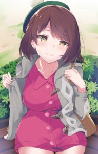Rating: Safe Score: 30 Tags: dress mushpz pokemon pokemon_sword_and_shield undressing yuuri_(pokemon) User: Arsy