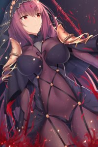 Rating: Questionable Score: 50 Tags: armor bodysuit fate/grand_order feng_mouren scathach_(fate/grand_order) weapon User: Nepcoheart