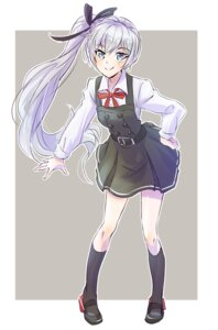 Rating: Safe Score: 19 Tags: iesupa rwby seifuku weiss_schnee User: saemonnokami