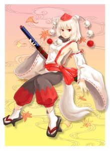Rating: Safe Score: 5 Tags: animal_ears inubashiri_momiji red13520 tail touhou User: Mr_GT