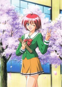 Rating: Safe Score: 2 Tags: seifuku tokimeki_memorial_2 User: Radioactive