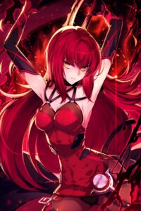 Rating: Safe Score: 70 Tags: bodysuit cleavage elesis elsword hwansang no_bra sword User: Mr_GT