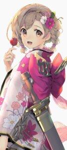Rating: Safe Score: 27 Tags: djeeta_(granblue_fantasy) granblue_fantasy naruse_hirofumi sword yukata User: hiroimo2