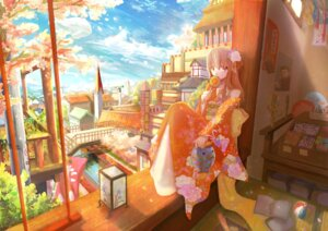 Rating: Safe Score: 16 Tags: kariya_kyou kimono User: charunetra