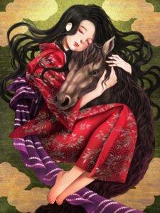 Rating: Safe Score: 6 Tags: kimono yazukohori User: Mr_GT