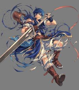Rating: Questionable Score: 3 Tags: chris_(fire_emblem) fire_emblem fire_emblem:_shin_monshou_no_nazo fire_emblem_heroes heels izuka_daisuke my_unit_(otoko) nintendo sword torn_clothes User: fly24