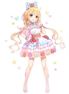 Rating: Safe Score: 61 Tags: dress futaba_anzu lolita_fashion the_idolm@ster the_idolm@ster_cinderella_girls User: gnarf1975
