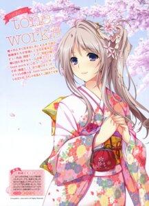 Rating: Safe Score: 44 Tags: hatsukoi_1/1 iizuki_tasuku kimono makabe_midori tone_work's User: fireattack