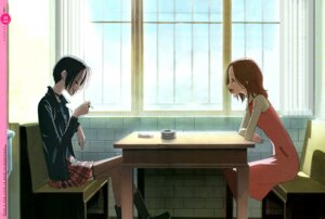 Rating: Safe Score: 7 Tags: dress fishnets hamada_kunihiko komatsu_nana nana_(series) osaki_nana smoking thighhighs User: Radioactive