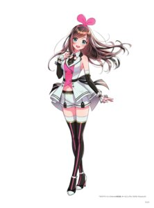 Rating: Safe Score: 26 Tags: a.i._channel kizuna_ai morikura_en thighhighs User: Nepcoheart