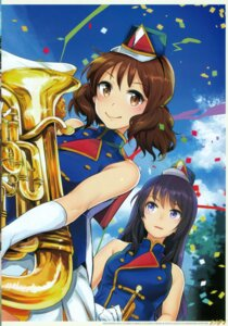 Rating: Questionable Score: 14 Tags: hibike!_euphonium kousaka_reina nakasone_haiji oumae_kumiko screening User: Radioactive