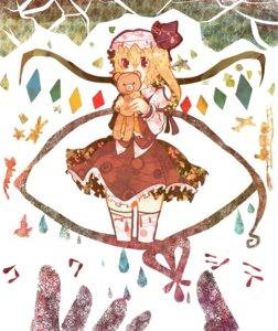 Rating: Safe Score: 3 Tags: flandre_scarlet itomugi-kun touhou User: vanilla