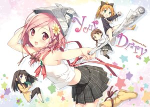 Rating: Questionable Score: 25 Tags: digital_version kantoku possible_duplicate your_diary User: Radioactive