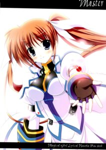 Rating: Safe Score: 6 Tags: endori fixme jpeg_artifacts mahou_shoujo_lyrical_nanoha mahou_shoujo_lyrical_nanoha_strikers stitchme takamachi_nanoha User: fireattack