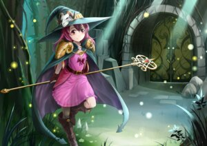 Rating: Safe Score: 34 Tags: maritan_(artist) witch User: zero|fade