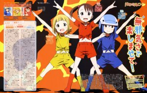 Rating: Safe Score: 16 Tags: akamatsu_yui kotoha_(mitsuboshi_colors) mitsuboshi_colors sacchan_(mitsuboshi_colors) yokota_takumi User: drop