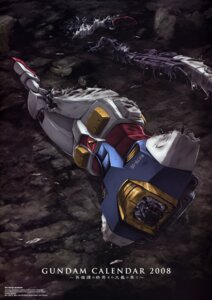 Rating: Safe Score: 8 Tags: gundam mecha mobile_suit_gundam rx-78-2_gundam samura_yoshikazu User: Radioactive