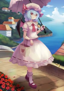 Rating: Safe Score: 18 Tags: remilia_scarlet sonic0_0 touhou wings User: Mr_GT