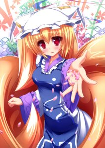 Rating: Safe Score: 22 Tags: animal_ears liya tail touhou yakumo_ran User: 椎名深夏