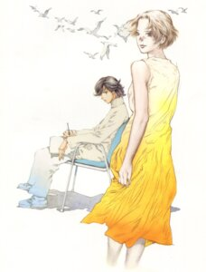 Rating: Safe Score: 3 Tags: dress possible_duplicate rahxephon yamada_akihiro User: Radioactive