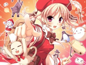 Rating: Safe Score: 20 Tags: agnes_boulange game_cg ko~cha neko shukufuku_no_campanella windmill User: Radioactive
