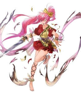 Rating: Questionable Score: 12 Tags: dress feena_(fire_emblem) fire_emblem fire_emblem:_shin_ankoku_ryuu_to_hikari_no_ken fire_emblem_heroes mayo nintendo sword torn_clothes User: fly24