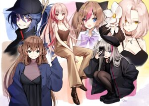 Rating: Safe Score: 9 Tags: animal_ears ankkoyom aug_(girls_frontline) cleavage girls_frontline heterochromia k11_(girls_frontline) m4_sopmod_ii_(girls_frontline) mdr_(girls_frontline) mk_23_(girls_frontline) nekomimi pantyhose springfield_(girls_frontline) sweater User: Dreista
