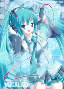 Rating: Safe Score: 17 Tags: hatsune_miku vocaloid xephonia User: konstargirl