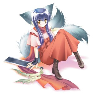 Rating: Safe Score: 10 Tags: kitsune koma louis&visee tail_tale User: Shuugo