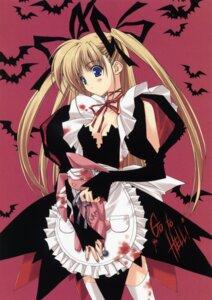 Rating: Safe Score: 21 Tags: blood maid suzuhira_hiro User: admin2