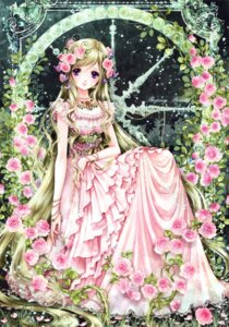 Rating: Safe Score: 35 Tags: dress fairy_tale gensoudou shiitake sleeping_beauty User: yong